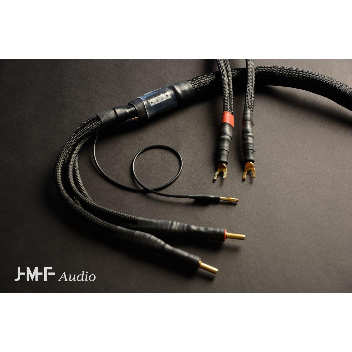 JMF Audio SR4 Câbles Enceintes