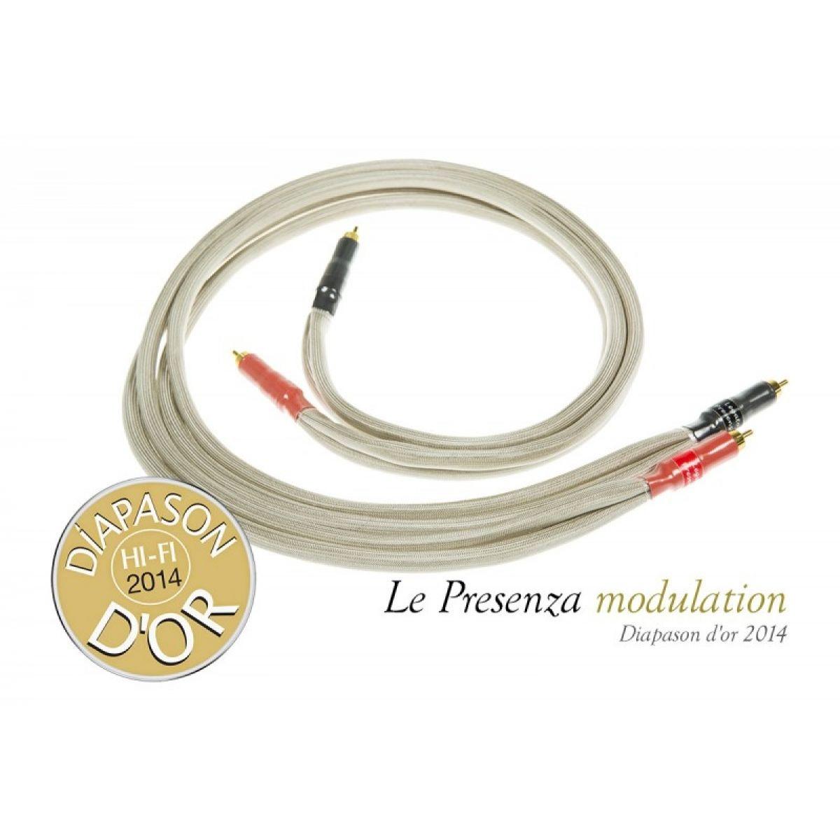 Legato Presenza modulation phono RCA-RCA