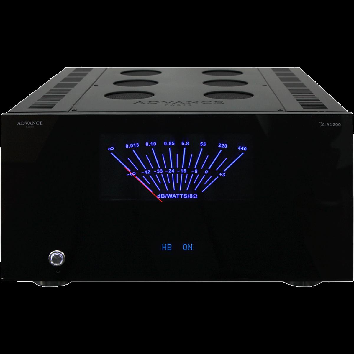 Advance Ampli de puissance Mono X-A1200
