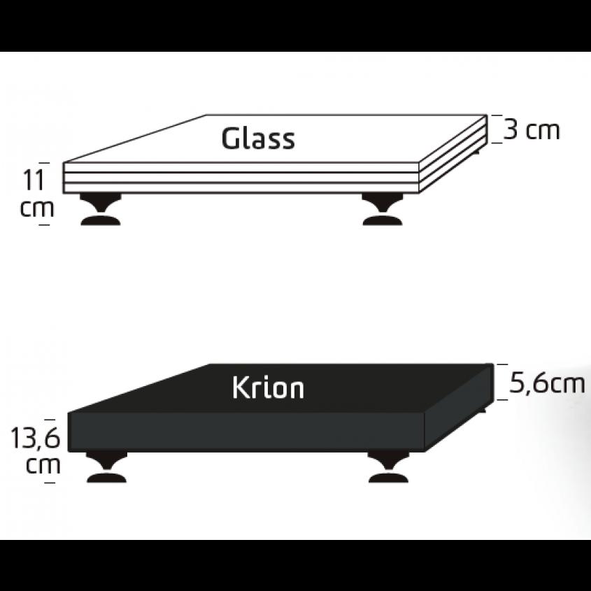 ARTESANIA Floor Platform