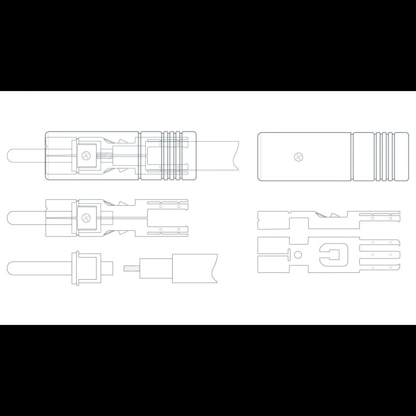 Atlas Hyper Integra Tonearm RCA