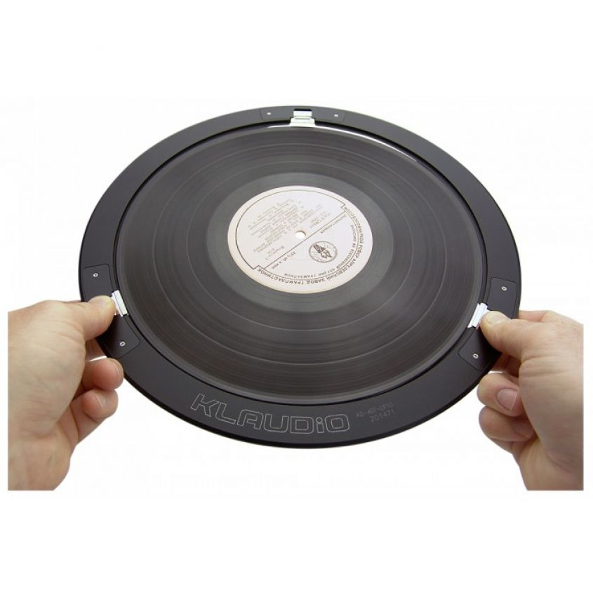 KLaudio 78 rpm LP Adapter for Record Cleaning Machine