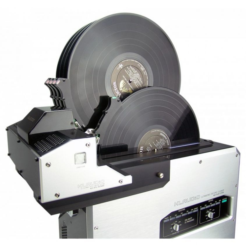 KLaudio Automatic Disc Loader for Record Cleaning Machine