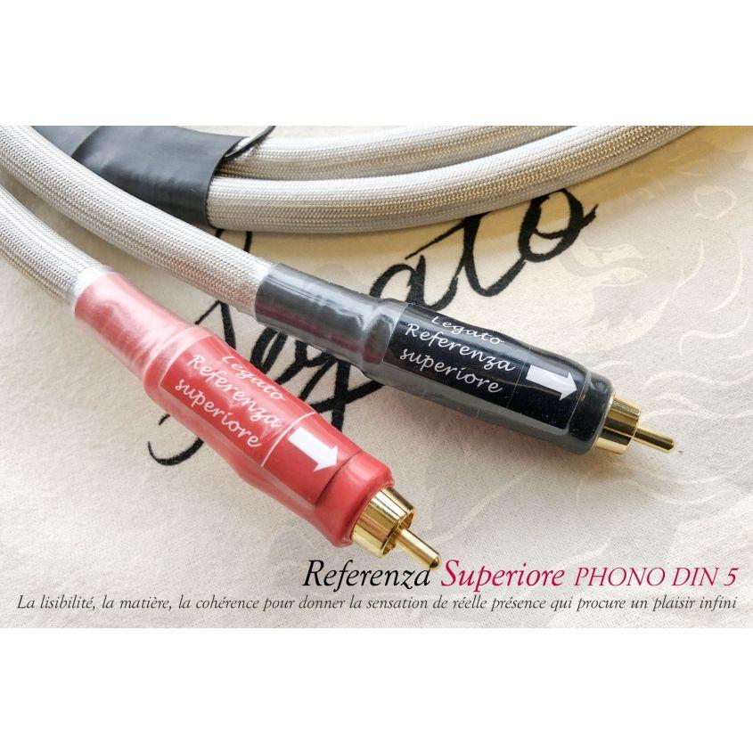 Legato Referenza Superiore modulation Phono DIN5