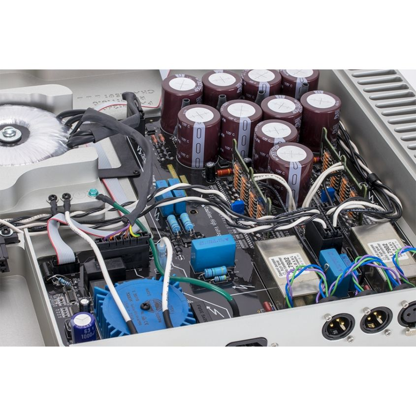 MSB Select Headphone Amplifier