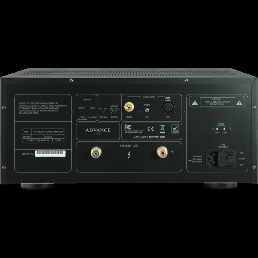 Advance Ampli de puissance Mono X-A220